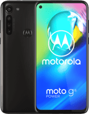 Motorola Moto G8 Power 64GB DS Zwart