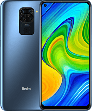 Xiaomi REDMI NOTE 9 128GB Grijs