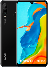 Huawei P30 Lite New Edition Zwart