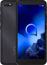 Alcatel 1V 2019 16GB DS Zwart