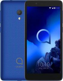 Alcatel 1C 2019 8GB DS Blauw