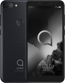 Alcatel 1S 2019 64GB Zwart