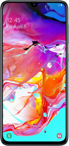 Samsung Galaxy A70 Wit