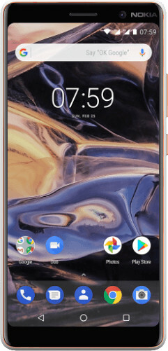 Nokia 7 Plus Wit