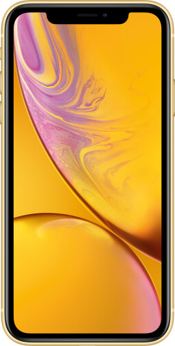 Apple iPhone Xr 256GB Geel