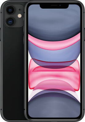 Apple iPhone 11 64GB ZDD Zwart