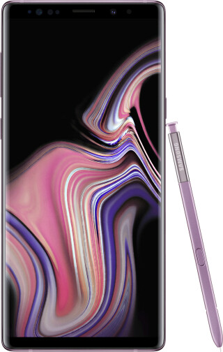 Samsung Galaxy Note 9 128GB Paars