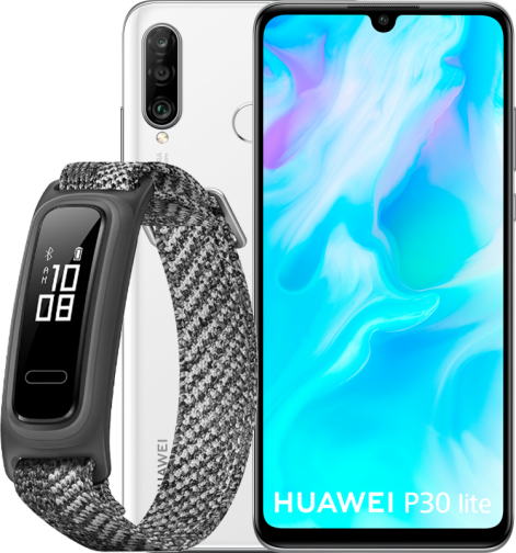 Huawei P30 Lite New Edition Wit